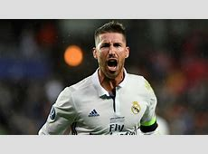 Sergio Ramos ponders changing shirt number to 93 to honour