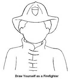 similiar fireman hat coloring page keywords - Firefighter Badges Coloring Pages