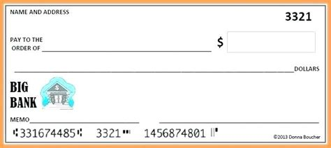 fillable blank check template excel danetteforda