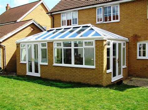Conservatory : Upvc Conservatory Prices In Peterborough