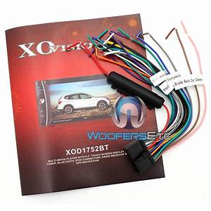 Xod1752bt  Mp3  Wma
