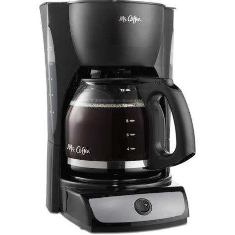 Mr. Coffee 12 Cup Switch Coffee Maker, CG12   Walmart.com