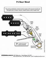 J Bass Passive Wiring Diagram