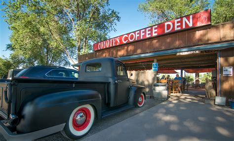 Coyote coffee is famous for our specialty combo coffees served hot, frozen, or iced! Coyote's Coffee Den - Royal Gorge Area's Premier Coffeehouse