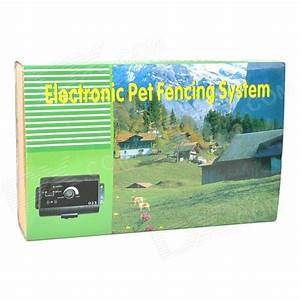 ht 023 in ground electronic pet fencing system complete With electronic dog fence system
