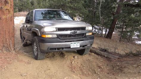 How will the 2002 Chevy Silverado 2500 HD do on the Gold