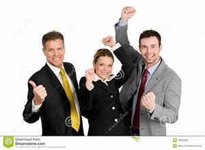 Successful Business Team Celebration Stock Image Image