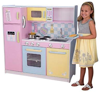 play kitchen for 7 year gifts toys for age 6 7 8 9 kathln