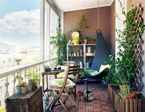 deco balcon  terrasse dappartement en ville