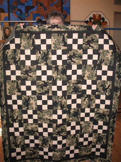 camo quilt pattern beverly s camouflage quilt susan k quilting