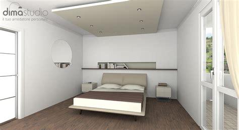 la camera  ernesto valorizzazione della parete letto
