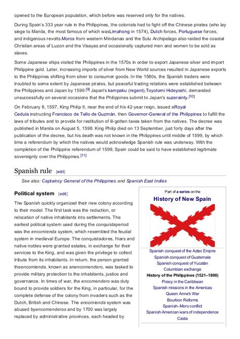 History The Philippines Wikipedia Free