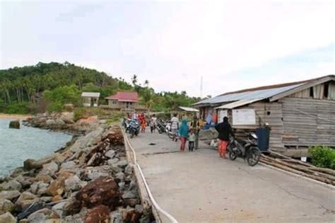 pemkab lingga pastikan pulau tujuh bagian  negeri