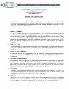 terms and conditions template With wedding planner terms and conditions template