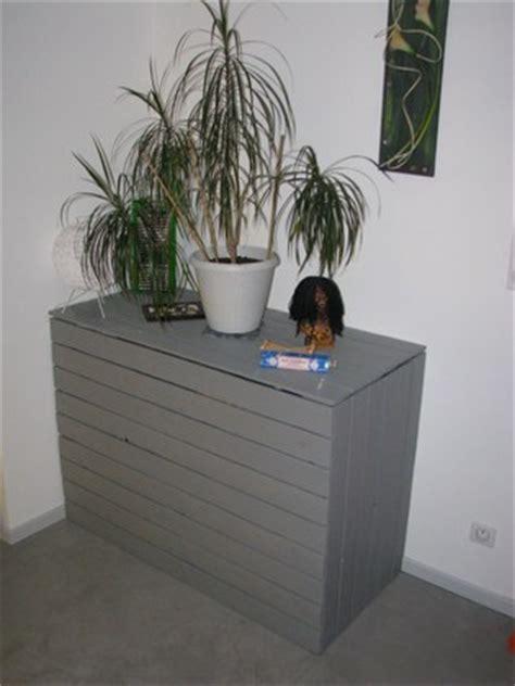 cache bureau diy un bureau caché réalisé avec des palettes floriane
