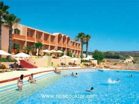 Wandern Auf Malta 4* Hotel Comino Hotel & Bungalows Youtube