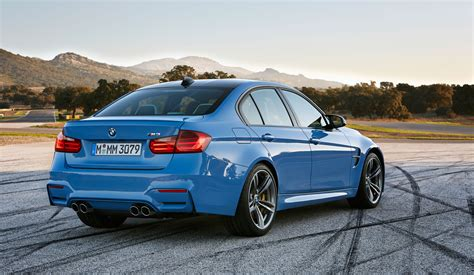 2015 Bmw M3 Sedan Photos, Specs And Review Rs