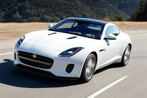 2018 Jaguar Ftype Coupe Pricing  For Sale Edmunds
