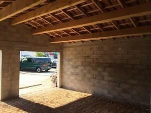 Garage Du Midi Salon De Provence : construction d 39 un garage double vitrolles h li o ~ Gottalentnigeria.com Avis de Voitures