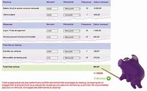 Faire Un Leasing : leasing auto calculez vos possibilit s financi res ~ Medecine-chirurgie-esthetiques.com Avis de Voitures