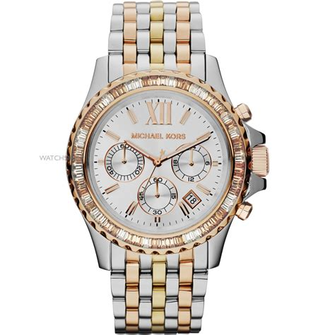 Ladies' Michael Kors Everest Chronograph Watch (mk5876. Tuxedo Gold Chains. Necklace Amazon Chains. 8 Gram Chains. 18kgp Chains. Karumani Chains. Blessed Chains. Stacks Money Chains. Disc Chains