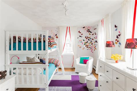 28 Ideas for Adding Color to a Kids Room
