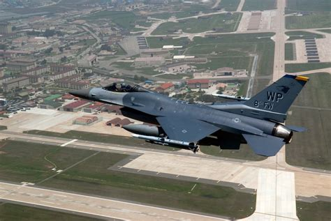 Kunsan zeroes out 2010 flying hours > Pacific Air Forces ...