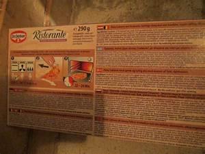 Wieviel Liter Hat Eine Badewanne : dr oetker ristorante pizza calzone speciale kalorien ~ Lizthompson.info Haus und Dekorationen