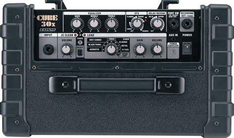 roland cube  guitar amplifier
