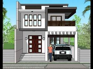 Very Small House Elevation