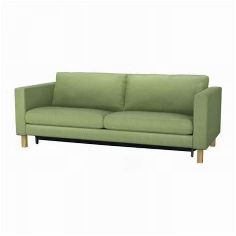 ikea sleeper sofa cover ikea karlstad sofa bed sofabed slipcover cover korndal green