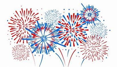 Fireworks Firework Transparent 4th July Clipart Fourth
