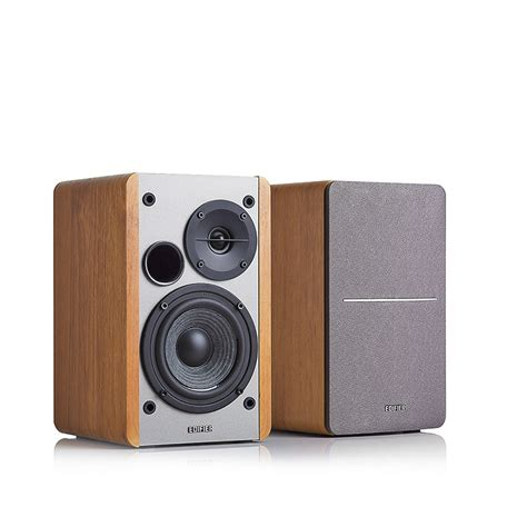 powered bookshelf speakers r1280t powered bookshelf speakers edifier usa