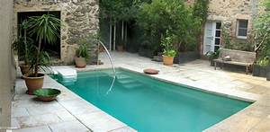 amenagement d39un jardin prive creation d39une piscine a With amenagement d une piscine