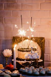 Black and Gold New Year's Eve Dinner Party | Every Last Detail
