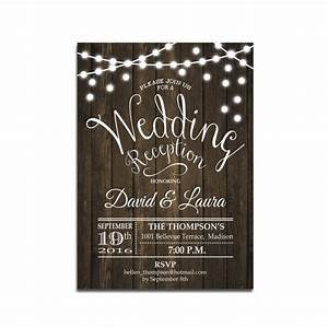 wedding reception invitations wedding invitation templates With wedding reception invitations with pictures