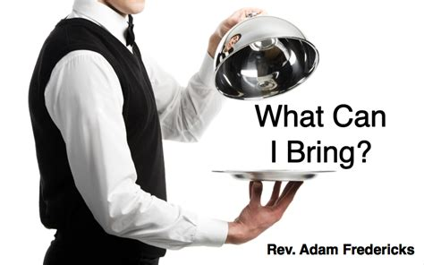 What Can I Bring To This grace family church of newtown