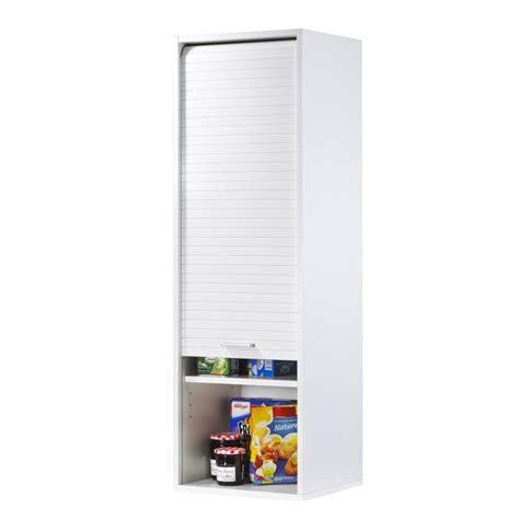 largeur meuble cuisine meuble de cuisine blanc largeur 40 cm hauteur 123 6 cm
