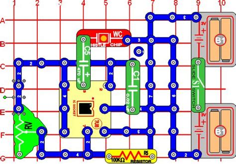 Build Tone Generator Improve Your Snap Circuits