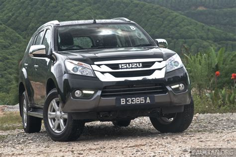 Isuzu Mux Wallpapers by Driven Isuzu Mu X Up Cameron Highlands And Back Paul