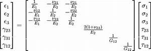 Normalspannung Berechnen : transversale isotropie ~ Themetempest.com Abrechnung