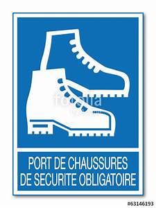 Ou Acheter Des Chaussures De Sécurité : panneau port de chaussures de s curit obligatoire ~ Dallasstarsshop.com Idées de Décoration