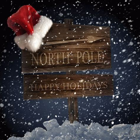 north pole happy holidays pictures   images