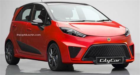 Proton Iriz Rendered As Sportylooking Lotus 'ethos