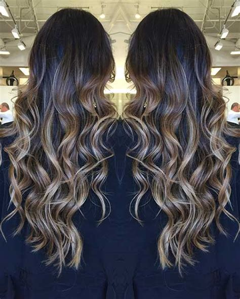 47 Stunning Blonde Highlights For Dark Hair Page 2 Of 5