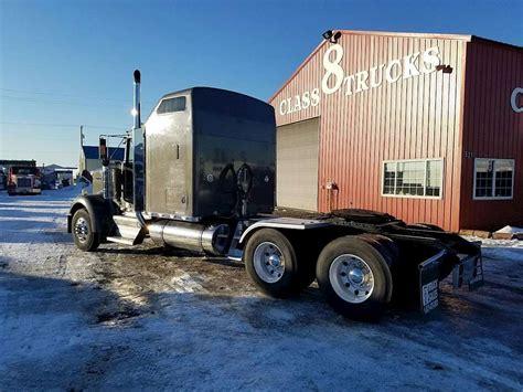 w900 kenworth truck 2007 kenworth w900 sleeper truck for sale 808 058 miles