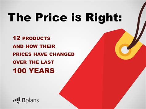 products    prices  changed