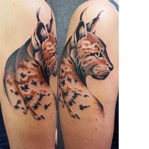 lynx tattoo  tattoo ideas gallery
