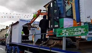 ATM Robbery Float At Cavan Parade One Of The Paddy's Day ...