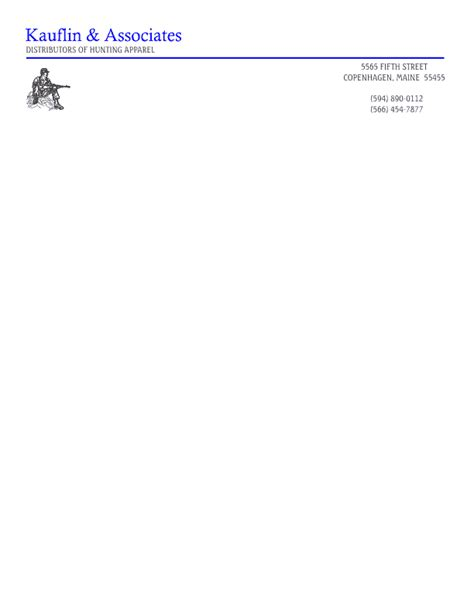 business stationary templates cards letterheads